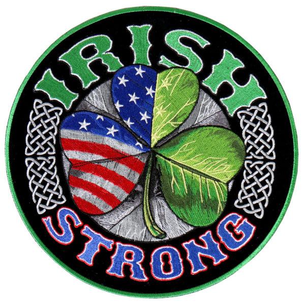 Irish Strong Patch 10cm/10cm