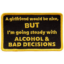 A girlfriend would be...Patch 10cm/7cm