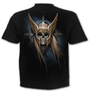 ANGEL WARRIOR - T-Shirt Black