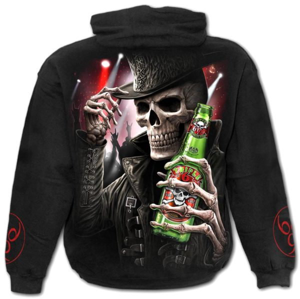 Wanna' have a beer with me? Hoody Black