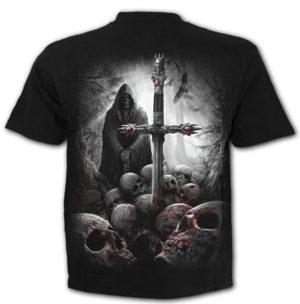 SOUL SEARCHER - T-Shirt Black