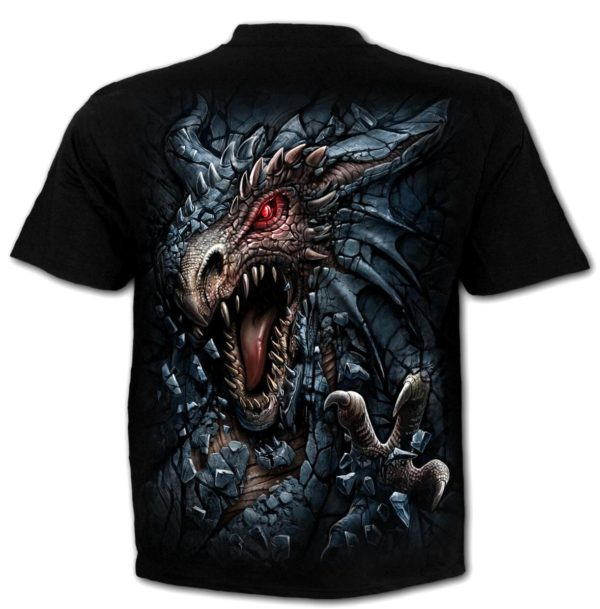 LET ME ENTERTAIN YOU! T-Shirt Black